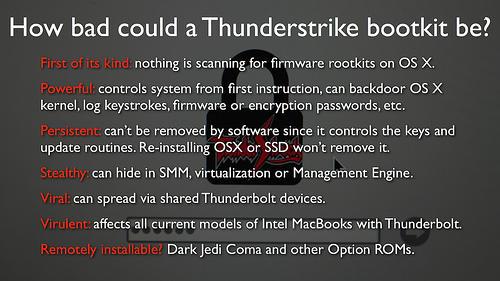 ThonderStrike BootKit