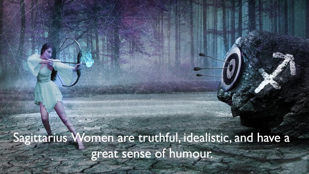Sagittarius Women