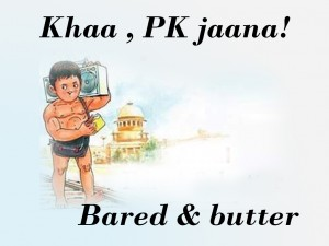 This Cartoon Sums It All Up For Aamir Khan!