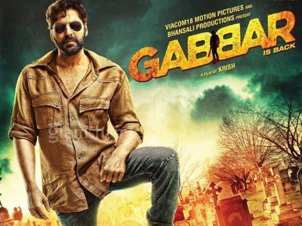 Gabbar Is Back
