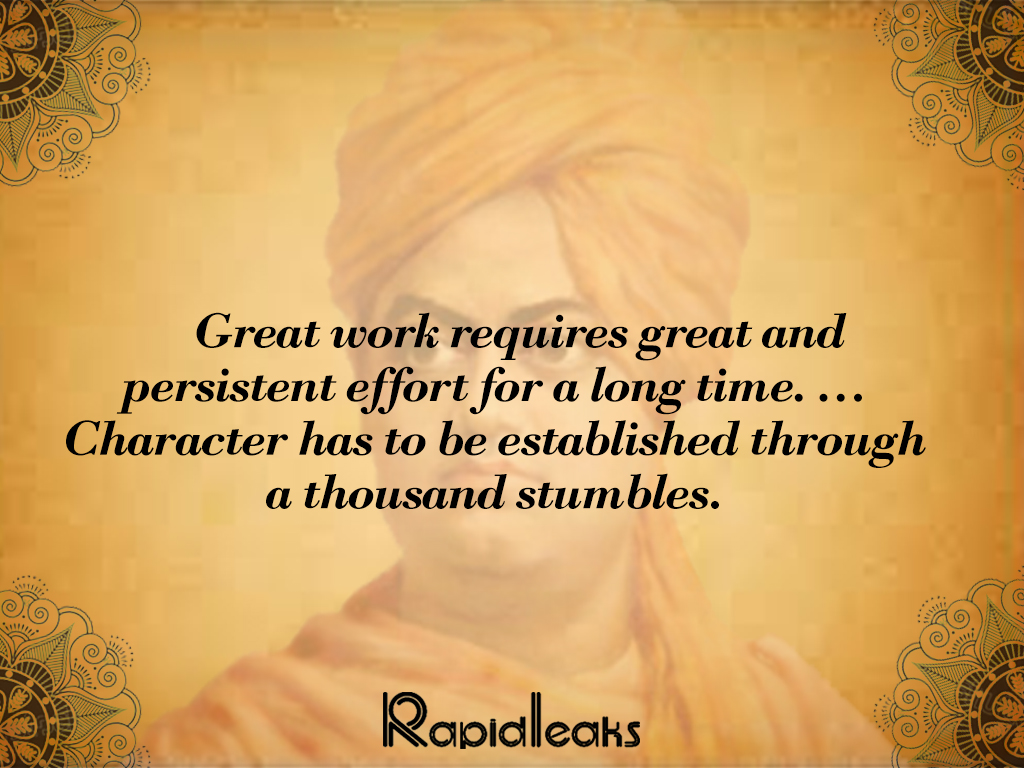 11 Quotes Of Swami Vivekananda That Are Pure Success Mantra