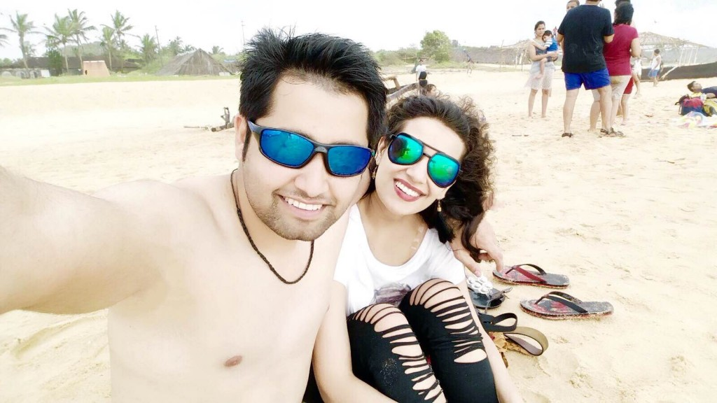 Roma and Mohit Kapoor